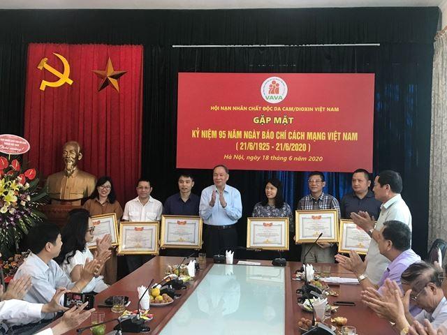 ベトナムジャーナリストの日95周年を記念する活動 - ảnh 1