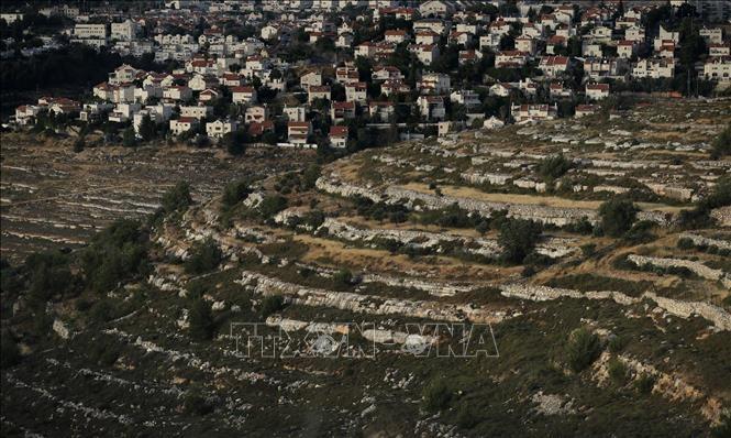国連事務総長 イスラエルに入植地一部併合の方針撤回求める - ảnh 1