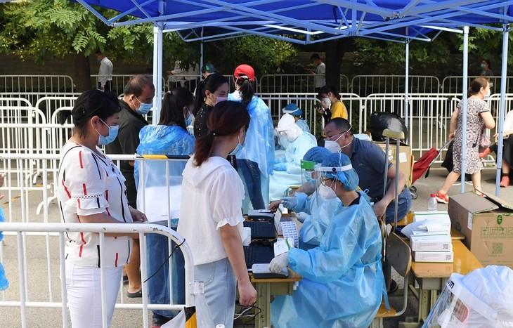 中国本土の新型コロナ新規感染者は12人、前日の17人から減少 - ảnh 1