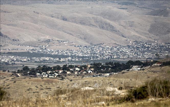 ハマス、「あらゆる手段でヨルダン川西岸の併合に対抗」 - ảnh 1