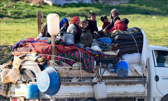 シリア難民の支援 EUが8300億円の支援金提供へ - ảnh 1