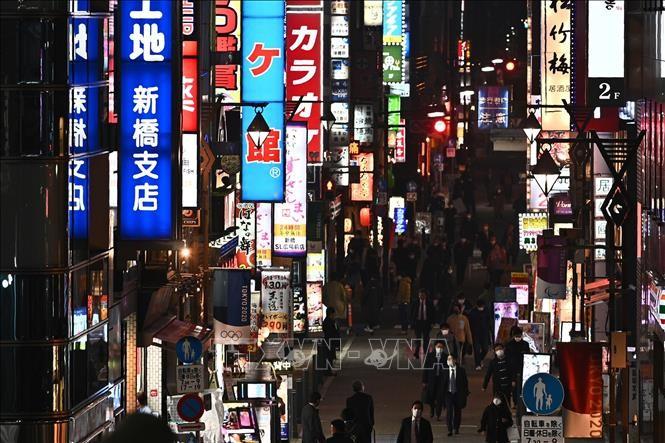 麻生財務相、日本経済「依然厳しいが持ち直し」 財務局長会議 - ảnh 1