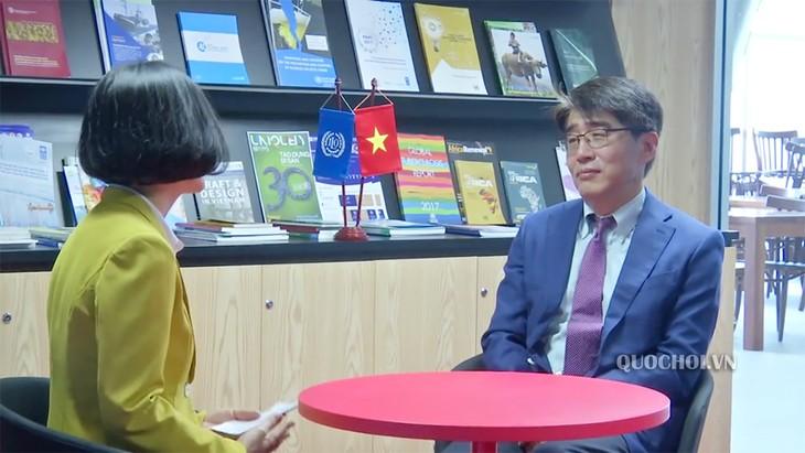 ベトナム、国際基準に沿って労働問題に関する公約を履行         - ảnh 2