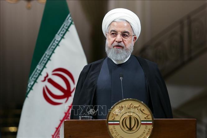 米、イラン核合意に復帰すべき 新合意望むなら=ロウハニ大統領 - ảnh 1