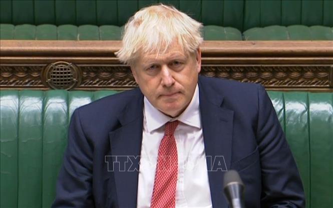英政府、「EU離脱協定」の一部を無視できる法案を提出 - ảnh 1