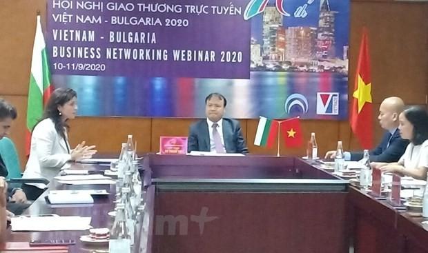 ベトナムとブルガリア、貿易振興を強化 - ảnh 1