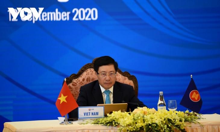第27回ASEAN地域フォーラムが行われる - ảnh 1
