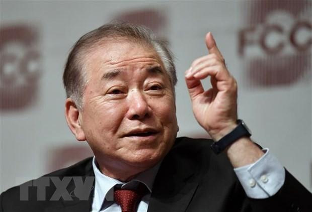 韓国大統領補佐官「終戦宣言は非核化の入り口」 北に対話呼び掛け - ảnh 1