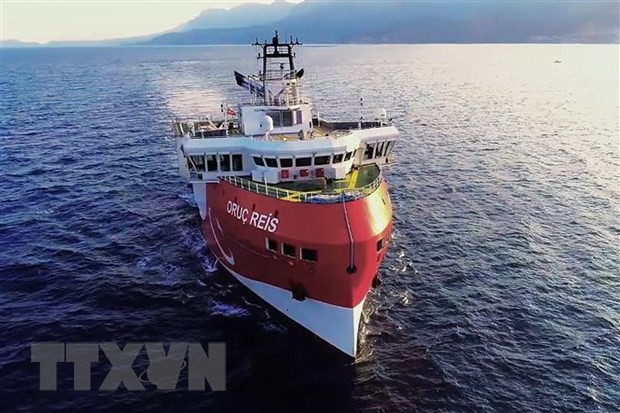 トルコに追加制裁へ 東地中海の資源開発で―EU首脳会議 - ảnh 1