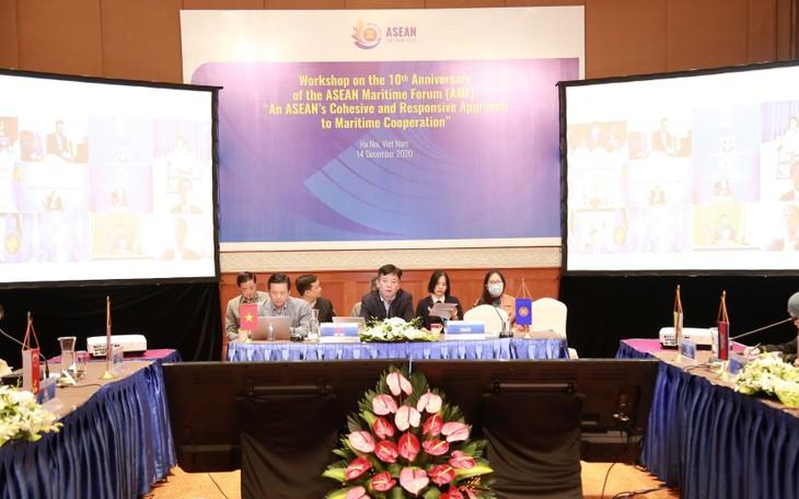 ASEANの海洋協力のアプローチ方法 - ảnh 1