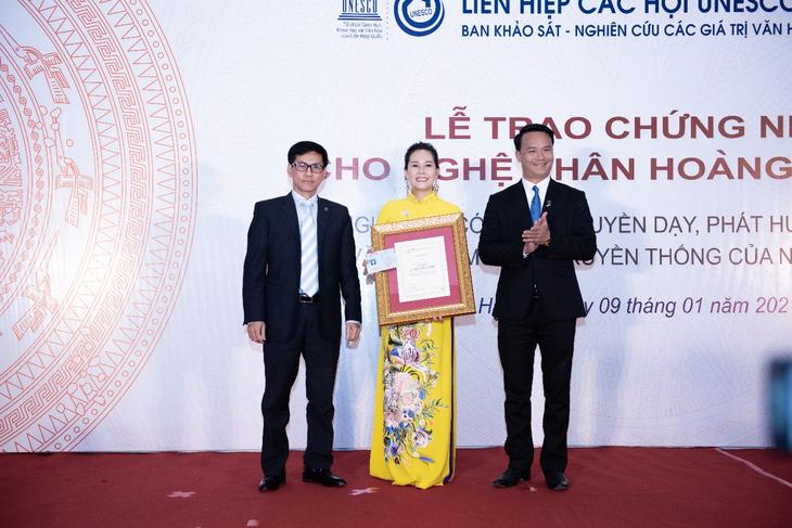 UNESCO、ベトナムの調理師を顕彰 - ảnh 1