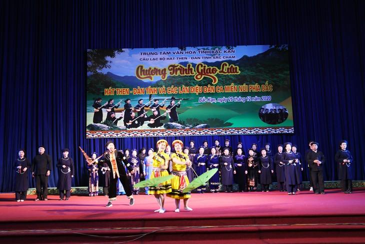 民謡テンの維持、保存に対するバックカン省の取り組み - ảnh 1