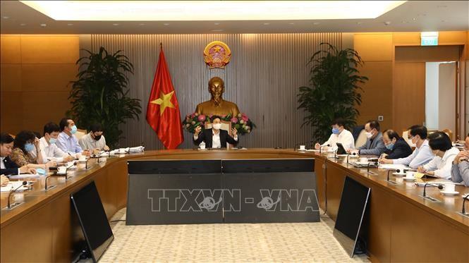 新型コロナ感染症予防対策国家指導委員会会議が行われる - ảnh 1