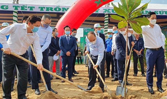 緑あふれるベトナムのため - ảnh 1