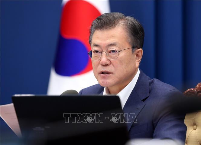 韓国大統領「過去の歴史を被害者は忘れられない」 - ảnh 1
