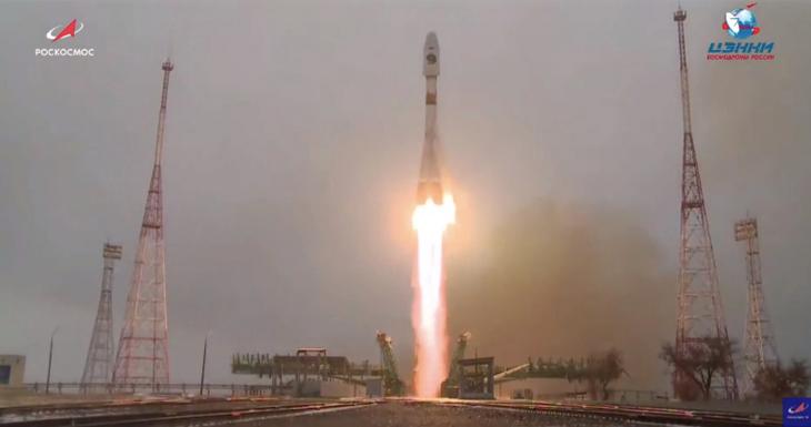 ロシア「アルクティカM」衛星1号 打上げ成功 北極圏モニタリング用 - ảnh 1