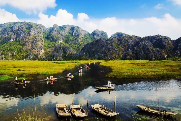 観光客の魅力的な目的地ニンビン省 - ảnh 2