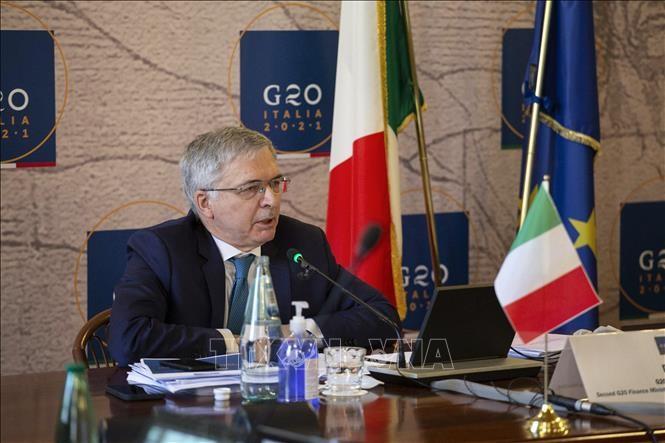 G20財務相会議 国際課税ルール 7月合意確認 - ảnh 1