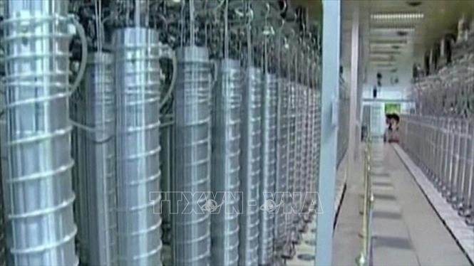 イラン、60%ウラン濃縮開始 IAEA - ảnh 1