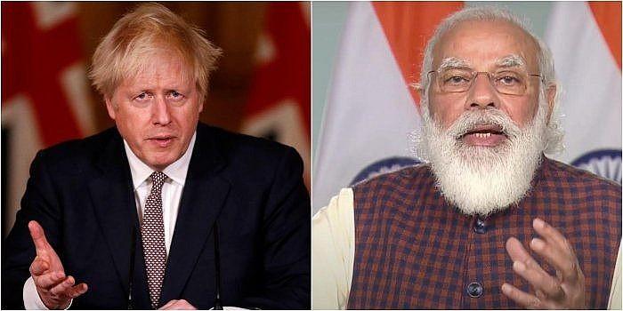 英・インド、FTA目指す方針で一致、秋に交渉開始 - ảnh 1