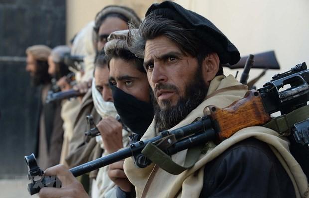 アフガニスタン モスクで爆発 少なくとも12人死亡20人けが - ảnh 1