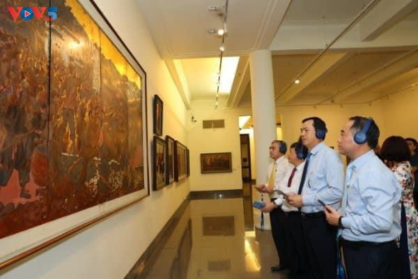 ベトナム美術博物館を紹介するアプリ「iMuseum VFA」 - ảnh 3