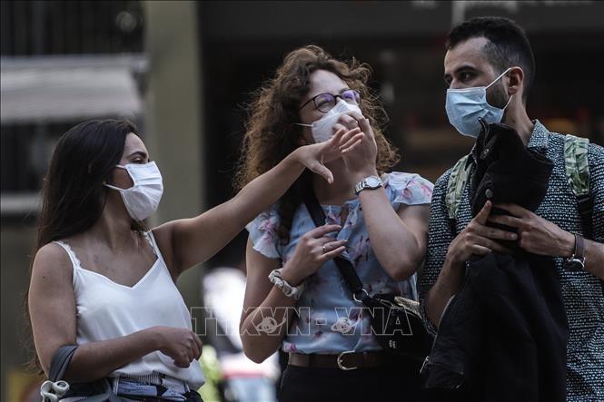 新型コロナ 世界の感染者1億7588万人 死者379万人 - ảnh 1