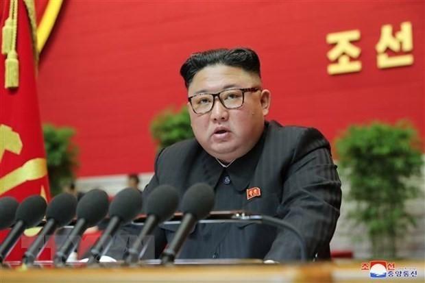 金正恩氏が食糧切迫に危機感 北で朝鮮労働党中央委総会 - ảnh 1