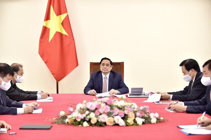 ベトナム・インドの全面的かつ戦略的パートナーシップを強化 - ảnh 1