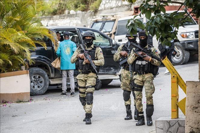 ハイチ元政府職員が指示 大統領暗殺でコロンビア警察 - ảnh 1