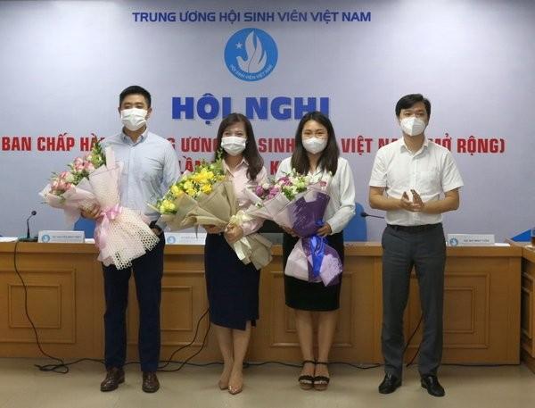 ベトナム学生協会中央執行委員会の第5回総会 - ảnh 1