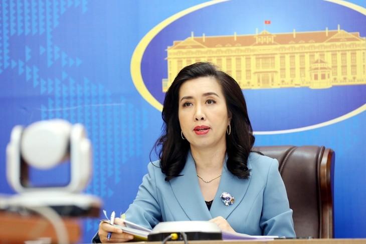ベトナム、貿易政策に関するアメリカの決定を歓迎 - ảnh 1
