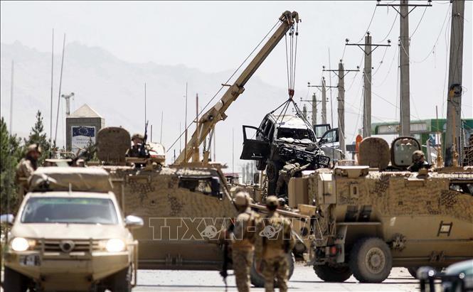 NATO、「アフガンへの支援を続ける」 - ảnh 1