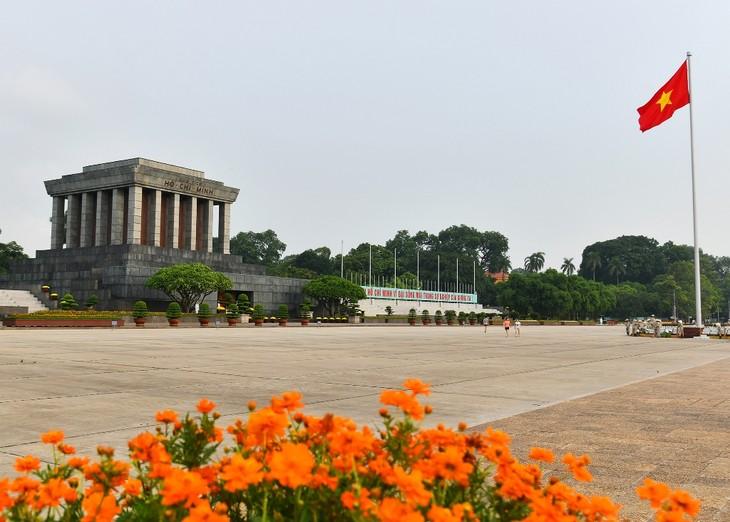 ベトナム民主共和国の誕生を記すバーディン広場 - ảnh 2