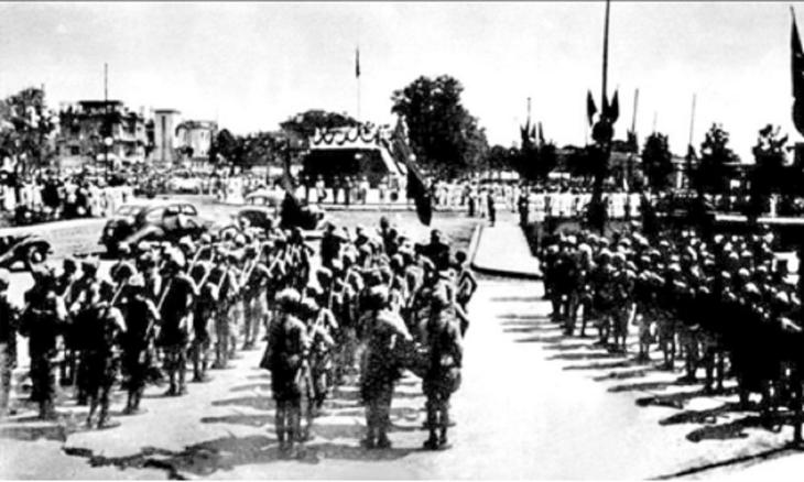 ベトナム民主共和国の誕生を記すバーディン広場 - ảnh 1
