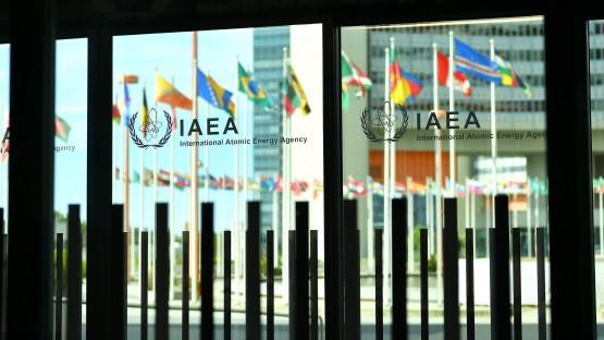 イラン問題を協議 日本は処理水放出説明―IAEA総会 - ảnh 1