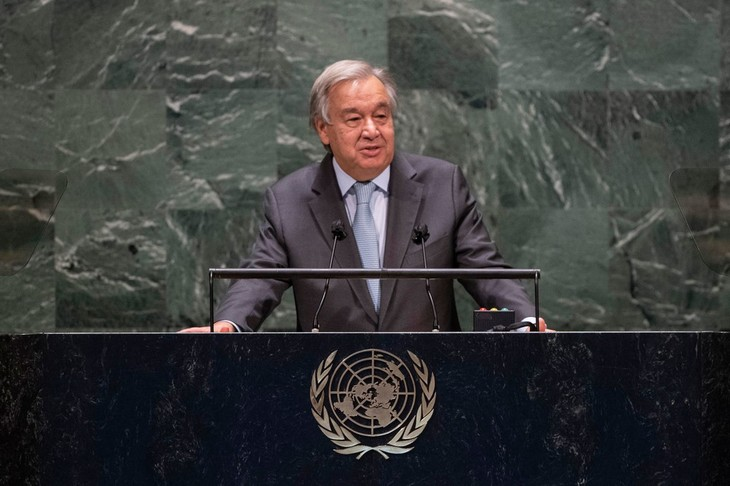 途上国の気候変動対策、支援の上積み訴え 国連ハイレベル会合 - ảnh 1