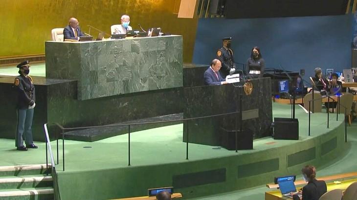ベトナム 平和な世界に向け国際社会との協力を強化 - ảnh 1