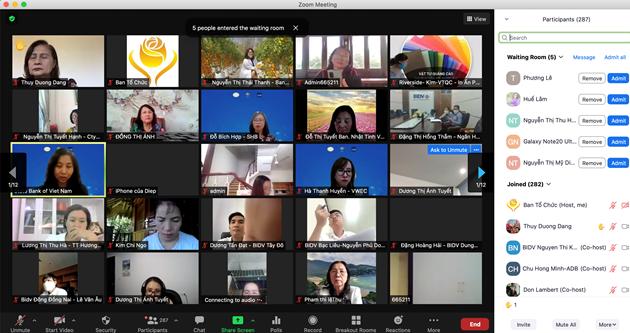 ADB、ベトナムの女性実業家を支援 - ảnh 1