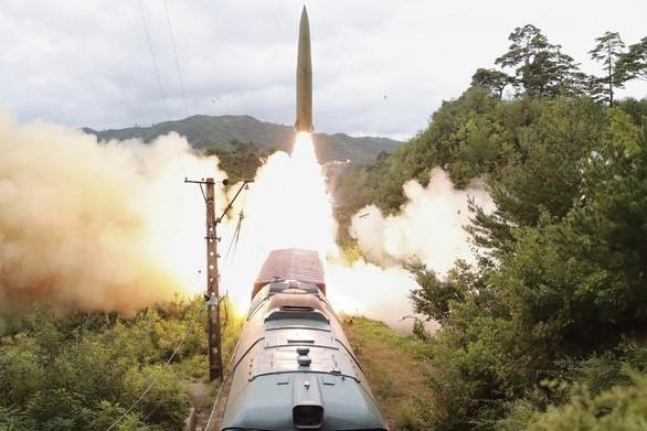 米、北ミサイルは「国連安保理決議違反」 - ảnh 1