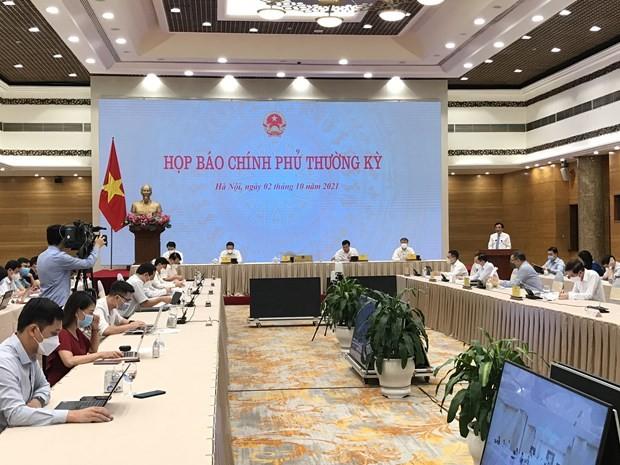 ベトナム 2つの経済成長シナリオを作成 - ảnh 1