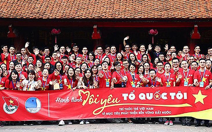 ベトナムのグローバル若手知識人フォーラム:デジタル転換に集中 - ảnh 1