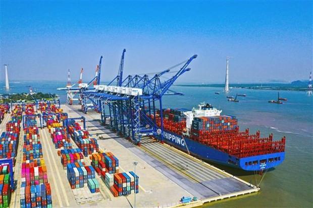 ベトナム港湾システム開発総合プランを公表 - ảnh 1