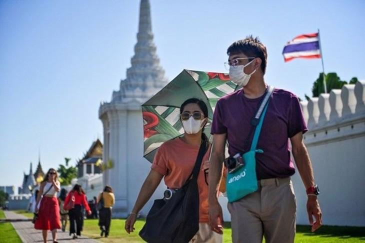 タイ、接種済みの観光客受け入れへ 11月から - ảnh 1