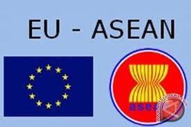 东盟、欧盟努力达成自由贸易协定 - ảnh 1