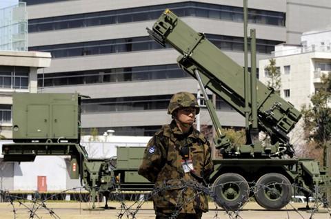 日本全面部署应对朝鲜卫星发射计划 - ảnh 1