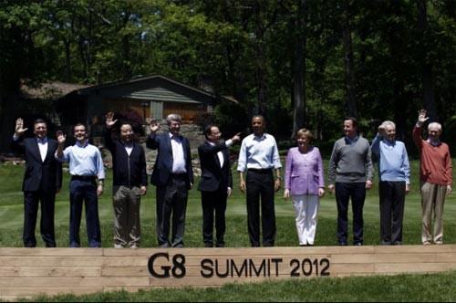 八国集团峰会达成多项重要协议 - ảnh 1