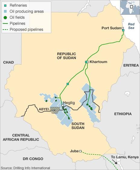 苏丹和南苏丹关于安全问题的谈判失败 - ảnh 1