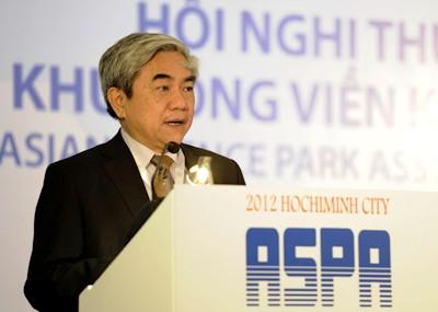 亚洲科技园协会第16届年会在胡志明市举行 - ảnh 1