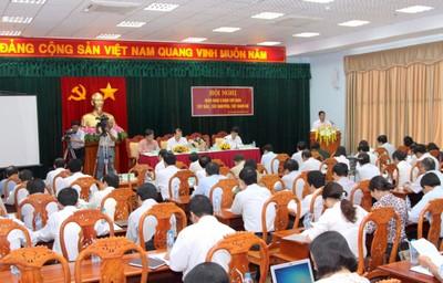 越南西北、西原和西南部三地指导委员会举行工作部署会议 - ảnh 1